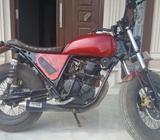 Scorpio custom japstyle classic th 2008 - Ogan Komering Ilir Kab. - Motor Bekas