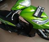 Dijual cepat mio sporty thn 2011 - Pekanbaru Kota - Motor Bekas