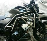 Kawasaki z250 2013 barter katana - Semarang Kota - Motor Bekas