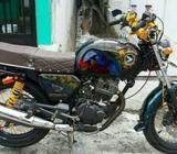 Cb dream 305 penampilan kontes - Semarang Kota - Motor Bekas