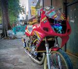 Ninja th 2010 ss lengkap taat pajak, barang orinya ada - Surabaya Kota - Motor Bekas