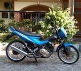 Satria fu thn 2011 - Surabaya Kota - Motor Bekas