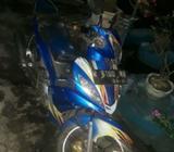Jupiter mx 2006 w sda barang bagus jual apa ada ya surat2 baru komlit - Surabaya Kota - Motor Bekas
