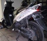 Mio 2009 plat W sda putih istimewa - Surabaya Kota - Motor Bekas