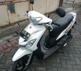 Mio Sporti 2011 Putih Tgn1 Istimewa - Surabaya Kota - Motor Bekas