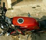 Di jual ninja ss th 2010 like news jarang di pakai wa - Surakarta Kota - Motor Bekas