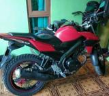 Dijual cepat yamaha vixion tahun 2013 - Tangerang Kab. - Motor Bekas