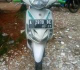 Mio 2008 murahh - Tangerang Kota - Motor Bekas
