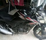 Dijual motor cb150r 2013 - Tangerang Kota - Motor Bekas