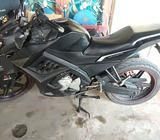 Dijual cepat motor yamaha vixion 2013 - Tangerang Kota - Motor Bekas