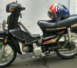 Honda prima 1991 surat lengkap pajak mati tangsel - Tangerang Selatan Kota - Motor Bekas