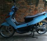Arsip: Dijual yamaha nouvo lele sporty - Tangerang Selatan Kota - Motor Bekas