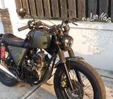 Arsip: Scorpio 2008 bobber japstyle army new project - Yogyakarta Kota - Motor Bekas