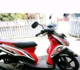 Mio gt fi putih 2013 buat kredit - Yogyakarta Kota - Motor Bekas