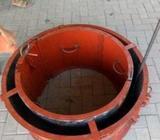 Cetakan udit ukuran 40x30x100cm - Jambi Kota - Kantor & Industri