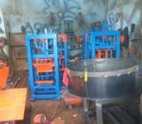 Mixer dan Mesin Press dengan berbagai ukuran dan fungsi masing-masing - Jambi Kota - Kantor & Indust