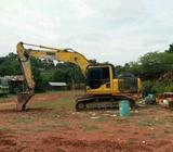 Dijual excavator komatsu pc200-8 - Jambi Kota - Kantor & Industri