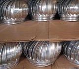 Cyclone Turbine Ventilator 18 inch L45 alumunium - Jambi Kota - Kantor & Industri