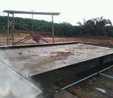 Timbangan truk , Ram sawit 20 ton - Jambi Kota - Kantor & Industri