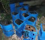Moulding atau cetakan kastin setengah lingkaran - Jambi Kota - Kantor & Industri