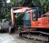 Dijual excavator 210 - Jambi Kota - Kantor & Industri