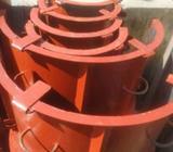 Cetakan beton buis terlengkap ada disini kualitas SNI siap antar - Jambi Kota - Kantor & Industri