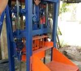 Mesin press batako paving kualitas SNI cetak banyak - Jambi Kota - Kantor & Industri