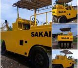 Tire roller merk sakai built up - Jambi Kota - Kantor & Industri