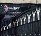 Promo!!kunci ring pas set 11pc (8-24mm) germany garansi seumur hidup - Jakarta Barat - Kantor & Indu