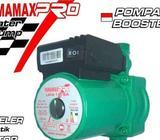 Booster pump yamamax pro UPA 12 9A otomatis pompa air otomatis - Jakarta Barat - Kantor & Industri