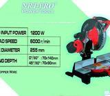 "Miter Saw 10"" Nrt Pro Ms 1052 Vb Mesin Potong Allumunium Mesin Potong - Jakarta Barat - Kantor"