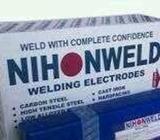 Nihonweld Nickel Chromium ENiCrFe-2 Dia 2.5mm - Jakarta Barat - Kantor & Industri