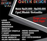 Jasa Desain Grafis Profesional - Bandar Lampung Kota - Jasa