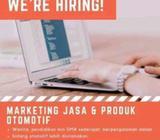 Lowongan Marketing Produk & Jasa Otomotif - Semarang Kota - Lowongan