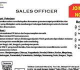 Sales Officer-Semarang-Kendal-Pekalongan-Tegal-Cilacap-Kudus-Solo-Pati - Semarang Kota - Lowongan