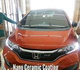 Laminating Nano /Salon mobil/Poles Body/Poles Kaca baret/Ganti Oli - Palembang Kota - Jasa