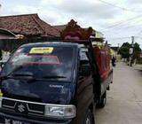 Siap melayani jasa angkutan barang pindah rm kantor kost usaha anda - Palembang Kota - Jasa