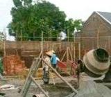 Pembuatan rumah, gambar 3D, RAB, konsultasi pemasangan tukang jawa - Solok Kota - Jasa