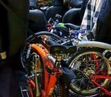 Dicari Mekanik Sepeda (Sepeda Lipat) - Makassar Kota - Lowongan