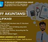 Lowongan Kerja Staff Akuntansi Di Jogja - Yogyakarta Kota - Lowongan