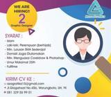 Lowongan 2 Desainer grafis - Yogyakarta Kota - Lowongan