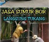 Ahli sumur bor gali resapan sedot wc saluran mampet servis pompa air - Bantul Kab. - Jasa