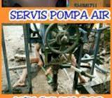 Jasa servis pompa air sedot wc wastafel saluran mampet sumur bor gali - Bantul Kab. - Jasa