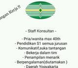 Lowongan kerja - Yogyakarta Kota - Lowongan