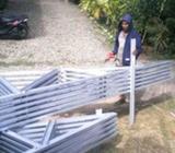 Menerima pemasangan atap baja - Banda Aceh Kota - Jasa