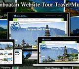Jasa Pembuatan Website Profil Usaha dan Toko Online Termurah - Gianyar Kab. - Jasa