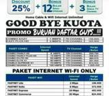 *PROMO PASANG Wifi First Media & TV Kabel* - Tangerang Kota - Jasa