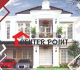 Desain gambar arsitek rab imb kontraktor rumah di Balikpapan - Balikpapan Kota - Jasa