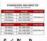 Internet Indihome Unlimited Murah untuk all area Balikpapan - Balikpapan Kota - Jasa