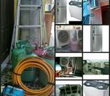 Utama tehnik service ac,mesin cuci dan kulkas(service panggilan) - Balikpapan Kota - Jasa